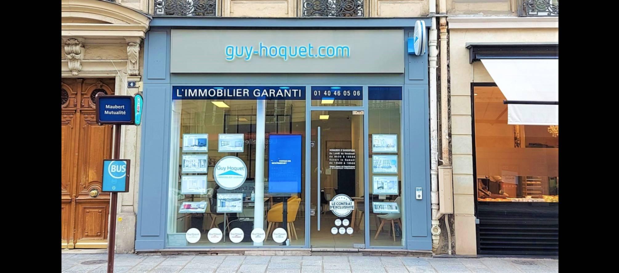Agence Guy Hoquet PARIS 5 Maubert